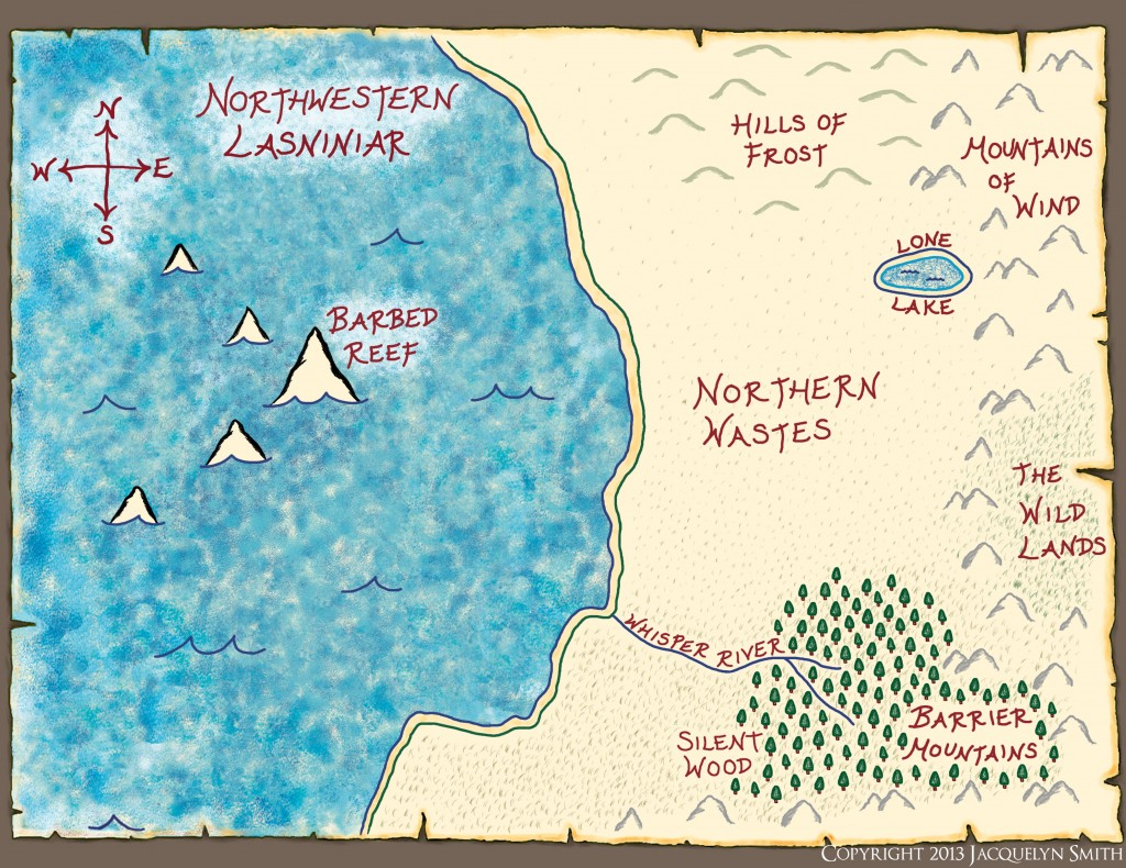 map_NW lasniniar web