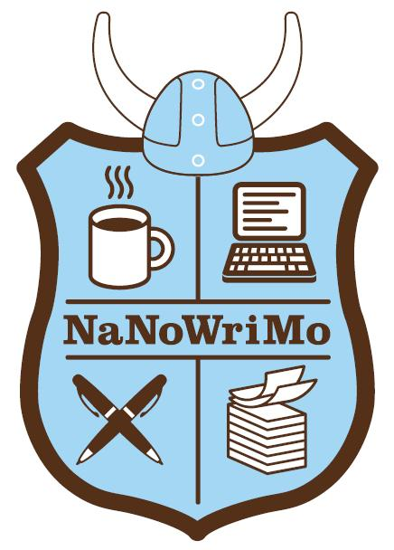 Yikes! I'm doing NaNoWriMo