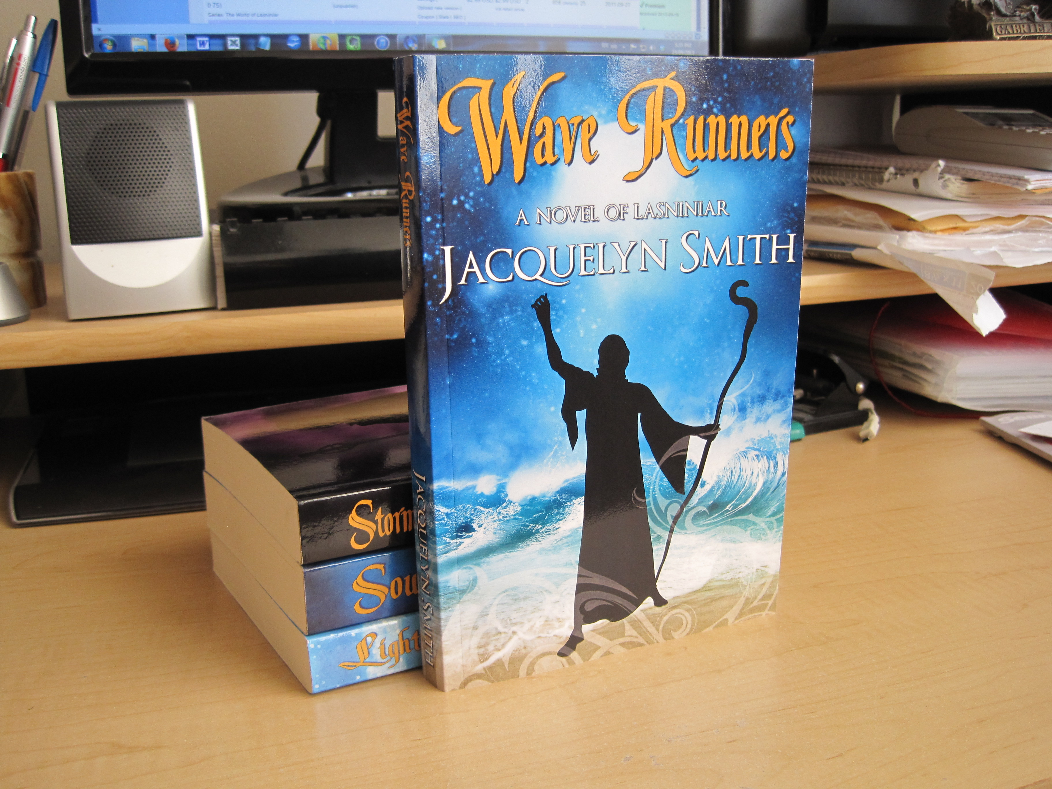 Wave Runners Release and Excerpt